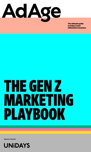The Gen Z marketing playbook